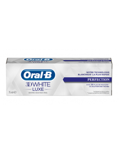 Dentifrice 3D WHITE LUXE...