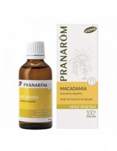 Huile végétale de Macadamia...