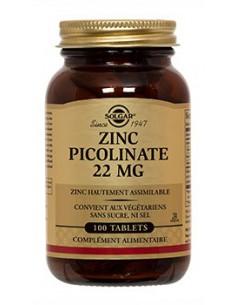 Solgar Zinc Picolinate -...