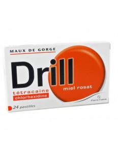 DRILL MIEL-ROSAT, pastille...