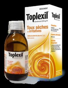 TOPLEXIL 0,33 mg/ml, sirop...