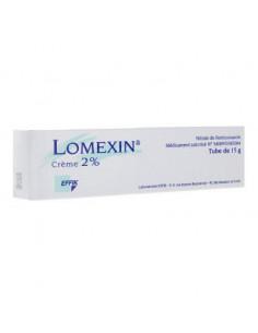 LOMEXIN 2 POUR CENT, crème...