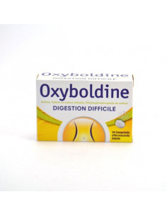OXYBOLDINE - 2x12 comprimés...