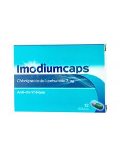 IMODIUMCAPS 2 mg, gélules -...