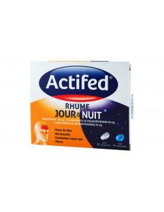 ACTIFED RHUME JOUR ET NUIT,...