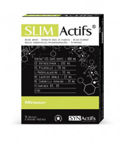 SLIMActifs® - 30 gélules