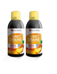 Turbodraine Ananas- 2x500ml