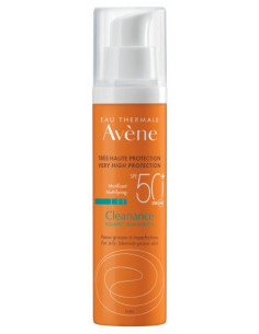 Cleanance Solaire SPF 50 -...