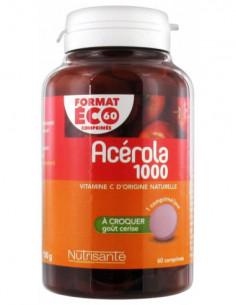 Acérola 1000 - 60 Comprimés