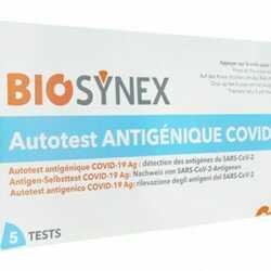 ❗INFO❗  Les autotests antigeniques de dépistage du virus de la covid 19 sont désormais disponibles dans votre pharmacie:  ➡️ conseillés aux personnes asymptomatiques de plus de 15 ans ➡️doivent être réalisés dans le respect des recommandations délivrées par les autorités sanitaires.  ➡️s'inscrivent en complément du système de diagnostic des tests RT-PCR et des tests antigeniques.  Notre équipe reste à votre disposition pour plus d'informations.🙂