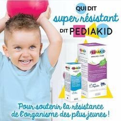 👉PEDIAKID Immuno-Fort et Vitamine D3 : les incontournables de la saison pour aider les kids à lutter contre les méchants virus !💪💪💪